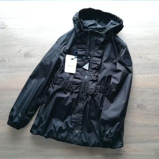 モンクレール(MONCLER)の12A ブラック CINABRE モンクレールキッズ(ジャケット/上着)
