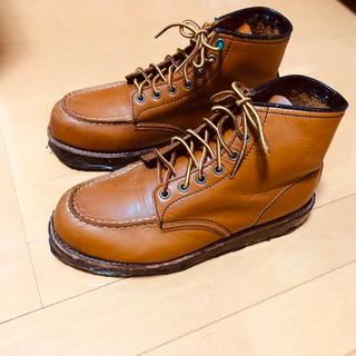 登山 Vibram ビブラムソール 革靴 26cm おまけ特典付き(登山用品)