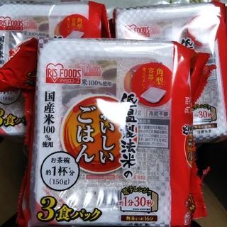 アイリスオーヤマ(アイリスオーヤマ)のサトウのごはん アイリスフーズおいしいごはん 18食(米/穀物)