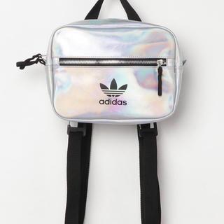adidas - アディダス リュック  バックパック シルバー
