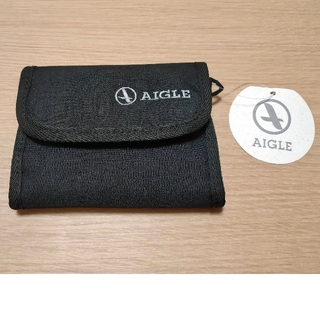 エーグル(AIGLE)のAIGLE ナイロン財布(折り財布)