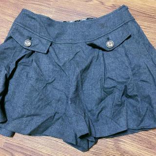 バーバリー(BURBERRY)の美品 バーバリー キュロット ショートパンツ スカパン スカート 38(キュロット)