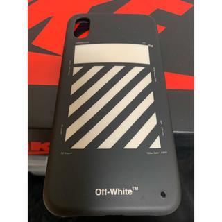 オフホワイト(OFF-WHITE)のiPhonexsカバー iPhonexsケース(iPhoneケース)