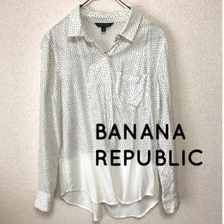 バナナリパブリック(Banana Republic)のブラウス トップス バナナリパブリック  カットソー(シャツ/ブラウス(半袖/袖なし))