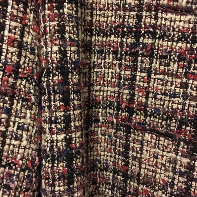 Noble(ノーブル)のノンカラーツイードコート   レディースのジャケット/アウター(ロングコート)の商品写真