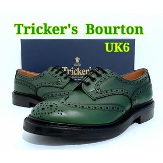 トリッカーズ(Trickers)の新品 Tricker's Bourton UK6 トリッカーズ バートン(ドレス/ビジネス)