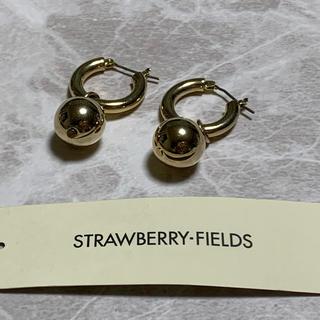 ストロベリーフィールズ(STRAWBERRY-FIELDS)のstrawberry-fields ピアス(ピアス)