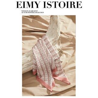 エイミーイストワール(eimy istoire)のeimy istoire エイミーイストワール  ESロゴスカーフ(バンダナ/スカーフ)