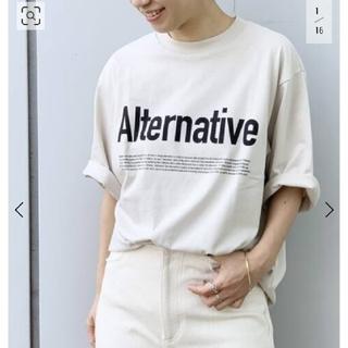 プラージュ(Plage)のPlage【JANE SMITH/ジェーンスミス】 Tシャツ(Tシャツ(半袖/袖なし))