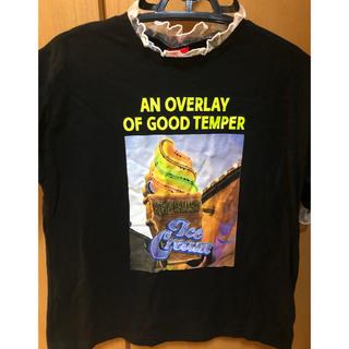 レピピアルマリオ(repipi armario)のレピピアルマリオ tシャツ キュロットスカート(Tシャツ/カットソー)