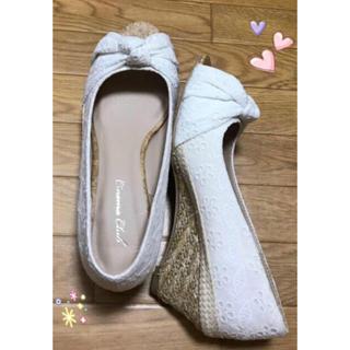 ハニーズ(HONEYS)のサンダル   パンプス 靴  新品試し履き (訳あり)(ハイヒール/パンプス)