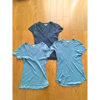 ジェームスパース(JAMES PERSE)のジェームスパース♡tシャツ 3枚(Tシャツ(半袖/袖なし))