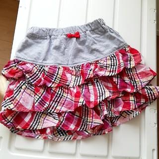 ボブソン(BOBSON)のキュロットスカート(スカート)