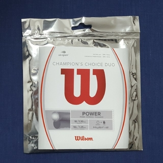 ウィルソン(wilson)のウィルソン チャンピオンズ チョイス デュオ WRZ997900(その他)