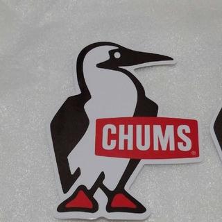 CHUMS - ★チャムスCHUMS防水ステッカー★