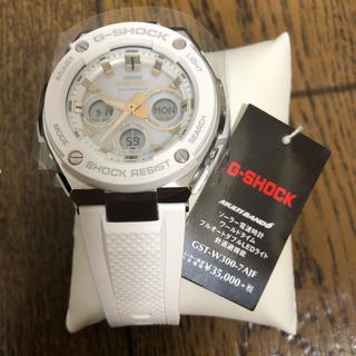 ジーショック(G-SHOCK)の【新品・未使用】G-SHOCK GST-W300-7AJF(腕時計(デジタル))