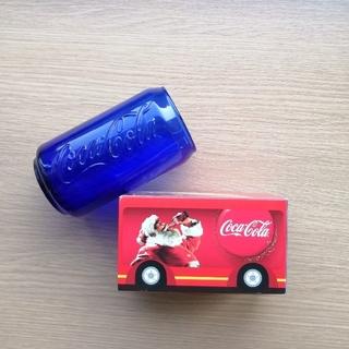 コカコーラ(コカ・コーラ)の☆【新品未使用品】コカ・コーラ マクドナルド コラボ グラス(グラス/カップ)