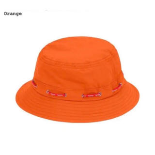 シュプリーム(Supreme)のSupreme Shockcord Nylon Crusher Orange(ハット)