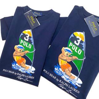 ポロラルフローレン(POLO RALPH LAUREN)の2020年新作 ラルフローレン 7/130 ウィンドサーフィンポロベアTシャツ(Tシャツ/カットソー)