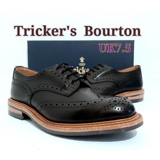 トリッカーズ(Trickers)の新品 Tricker's Bourton UK7.5 トリッカーズ バートン(ドレス/ビジネス)