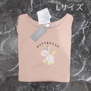 トイストーリー(トイ・ストーリー)のトイストーリー バターカップ 半袖ティシャツ(Tシャツ(半袖/袖なし))