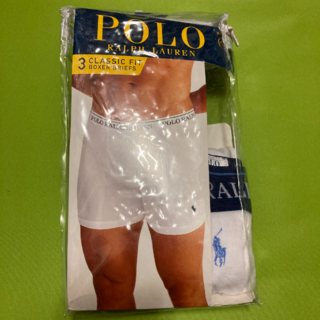 ポロラルフローレン(POLO RALPH LAUREN)のポロ ラルフローレン ボクサーパンツ 1枚(ボクサーパンツ)