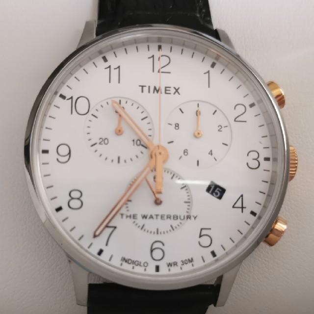TIMEX(タイメックス)のTIMEX タイメックス 高級腕時計 ブランド メンズ&レディース シンプル メンズの時計(腕時計(アナログ))の商品写真