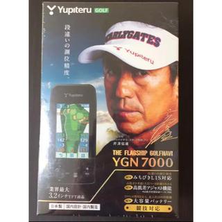 ユピテル(Yupiteru)のユピテル(YUPITERU) ゴルフナビ YGN7000(その他)