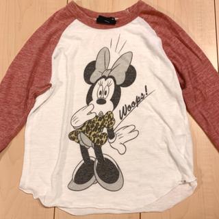 マウジー(moussy)のmoussy ミニーT(Tシャツ/カットソー)