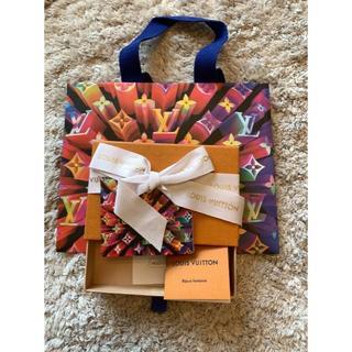 ルイヴィトン(LOUIS VUITTON)のlouis vuitton 限定紙袋&商品ケースセット(小)(その他)