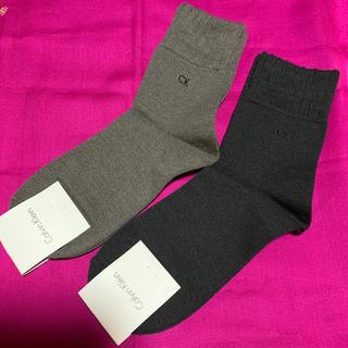 カルバンクライン(Calvin Klein)の☆Calvin Klein ☆婦人靴下(ソックス)