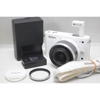 Nikon - ニコン NIKON1 J1 & 10-30mm キット