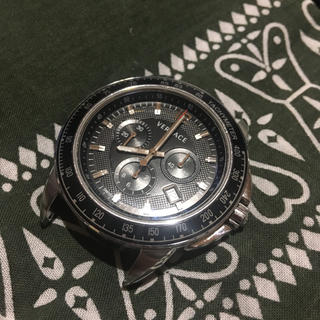ジャンニヴェルサーチ(Gianni Versace)のVersace メンズ 腕時計(腕時計(アナログ))