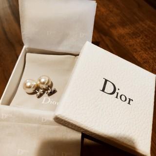 クリスチャンディオール(Christian Dior)のピアス(ピアス)
