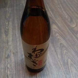 宮崎県高千穂酒造の麦焼酎(わかむぎ)(焼酎)
