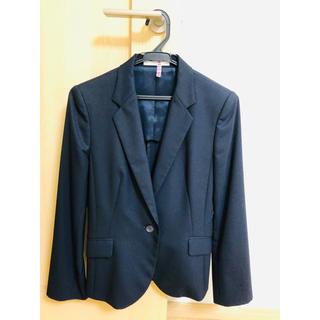 アオキ(AOKI)のAOKIアオキ スーツ上下 濃いネイビーS(スーツ)
