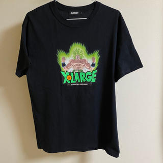xlarge tシャツ ブロリー ドラゴンボール