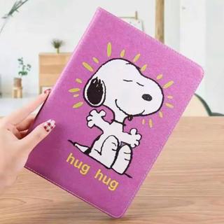 スヌーピー(SNOOPY)の【即購入大歓迎】スヌーピー  可愛い iPad 10.2インチ 2019 ケース(iPadケース)