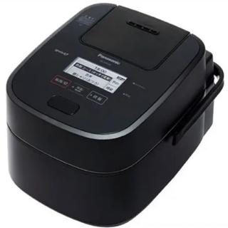 パナソニック(Panasonic)のPanasonic SR-SSX100-K高級スチーム&可変圧IHジャー炊飯器(炊飯器)