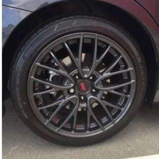 スバル - スバル WRX STI 純正 18インチ ホイールタイヤ 4本セット