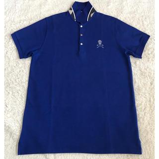 マークアンドロナ(MARK&LONA)の新品未使用 マークアンドロナMARK&LONA メンズ 半袖ポロシャツ XXL(ウエア)
