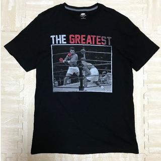 オールドネイビー(Old Navy)のOLD NAVY Muhammad Ali Tシャツ THE GREATEST(Tシャツ/カットソー(半袖/袖なし))