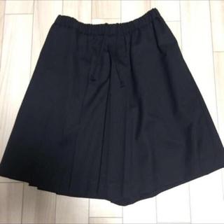 ブラックコムデギャルソン(BLACK COMME des GARCONS)のBLACK COMME des GARCONS   ハーフスカートパンツ(その他)