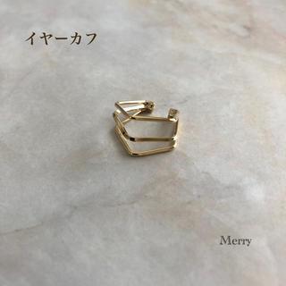 アメリヴィンテージ(Ameri VINTAGE)の【高品質】3連イヤーカフ(イヤーカフ)