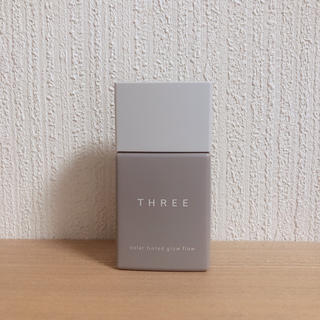 THREE - THREE ソーラーティンティドグローフロー 02