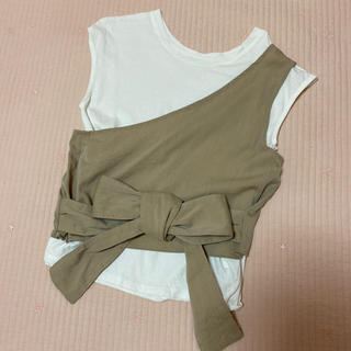 アバンリリー(Avan Lily)のアバンリリー トップス(Tシャツ(半袖/袖なし))