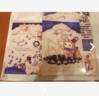 サンエックス(サンエックス)のセンチメンタルサーカス レターセット メモ帳(ノート/メモ帳/ふせん)