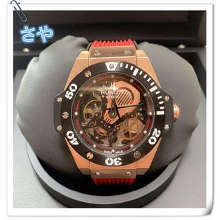 HUBLOT - HUBLOT  自動巻き メンズ 腕時計