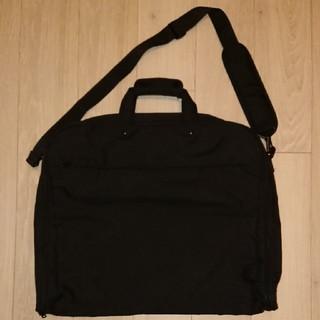 ムジルシリョウヒン(MUJI (無印良品))の無印良品 ガーメントバッグ(ビジネスバッグ)