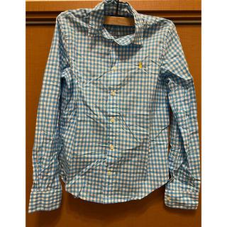 Ralph Lauren - 160cm RALPH LAUREN ラルフローレン ギンガムチェックシャツ